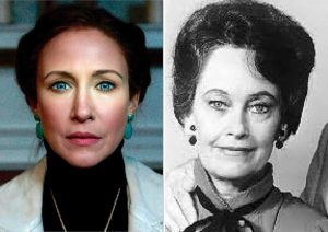 Vera Farmiga y Lorraine Warren