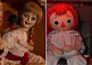 Annabelle y Annabelle