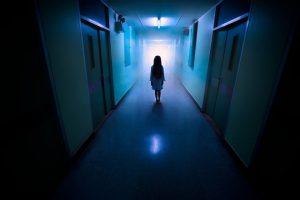 """Leyenda de """"Los niños fantasmas en el hospital metropolitano"""""""