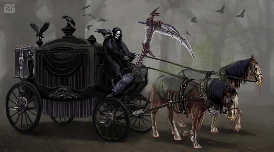 Leyenda de la Carreta de la Muerte