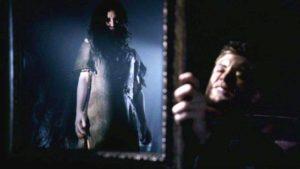 """El espíritu en el espejo """"Verónica"""""""