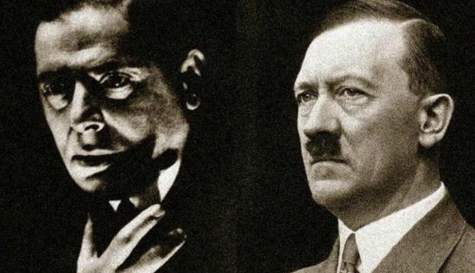 """Erik Jan Hanussen """"El vidente de Hitler"""""""