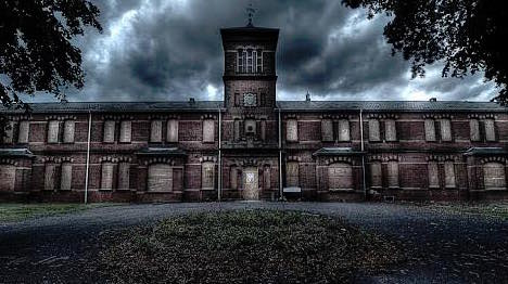 Hospital embrujado de Morelia