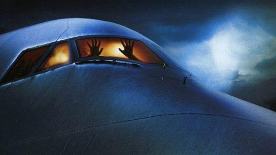 Los fantasmas del vuelo 401