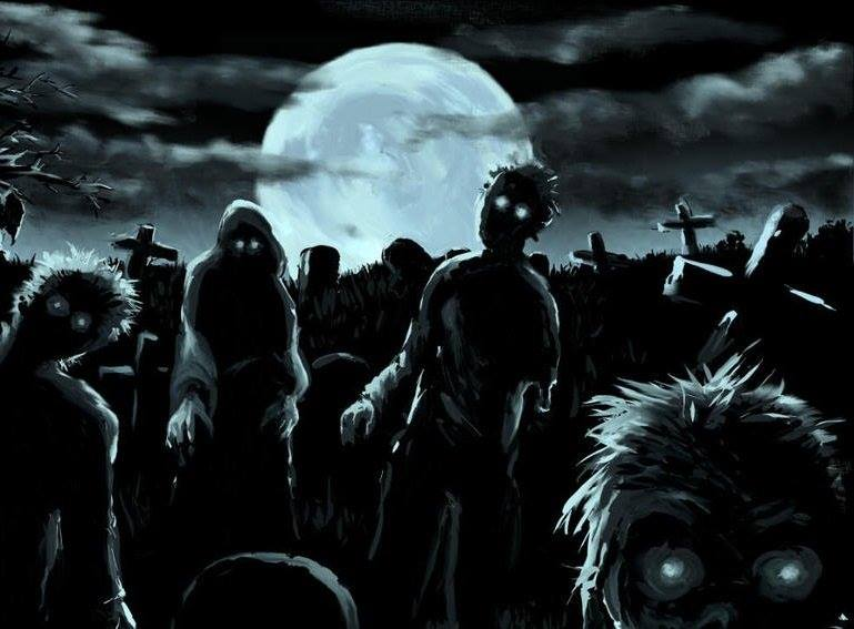 Los zombies reales del vudú