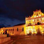 Leyenda de El panteón de San Cristóbal de las Casas