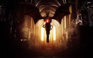 La catedral de Munich, el lugar donde apareció el demonio y dejó su huella