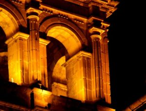 La leyenda de la catedral de Durango