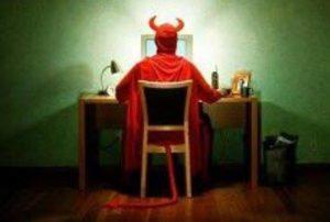 Leyenda el Chat del Infierno (Portal directo al infierno)