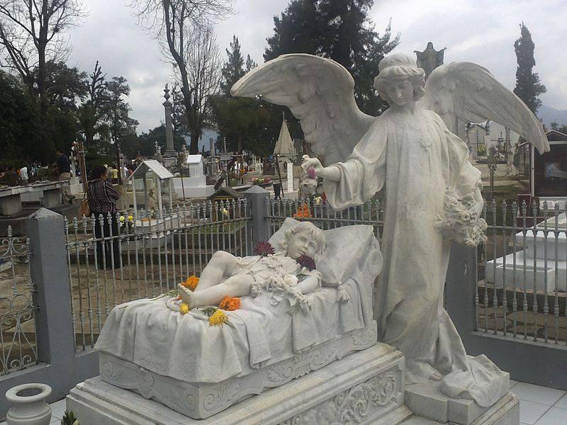 La niña del Ángel - Leyenda de Veracruz