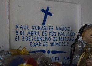 El niño milagroso Raulito - Leyenda de Guerrero