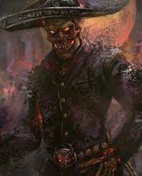 El Charro Negro leyenda mexicana