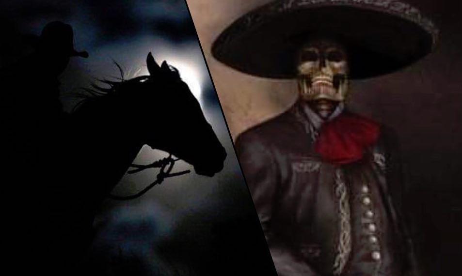 La Leyenda del Charro Negro (Historia)