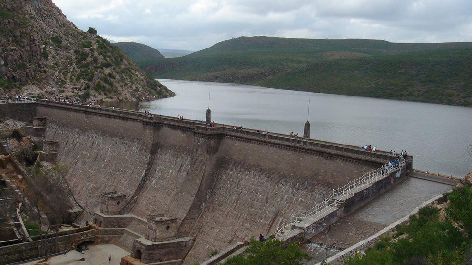 La leyenda de los niños emparedados de la presa de San José de Potosí