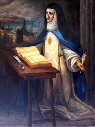 """María de Jesús de Ágreda """"La monja viajera"""" que se podía teletransportar"""
