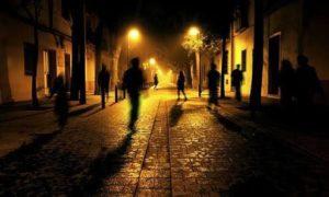 Los peregrinos fantasmas