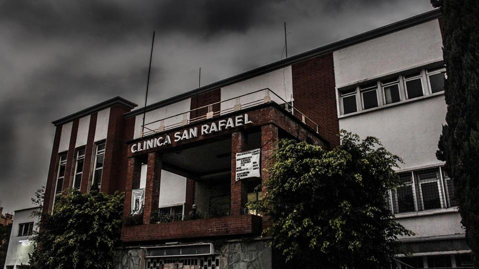 La oscura leyenda del Hospital Psiquiátrico San Rafael