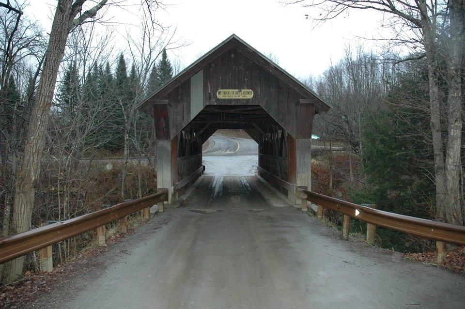 La novia en el puente