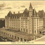 Fantasma en el hotel Château Laurier