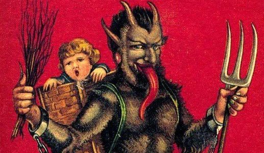 """Krampus """"El demonio de la Navidad"""""""