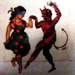 El Diablo en el Rodeo