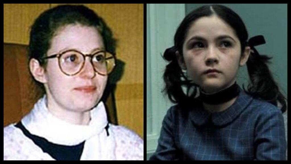 la historia verdadera de la huerfana película de terror miedo real