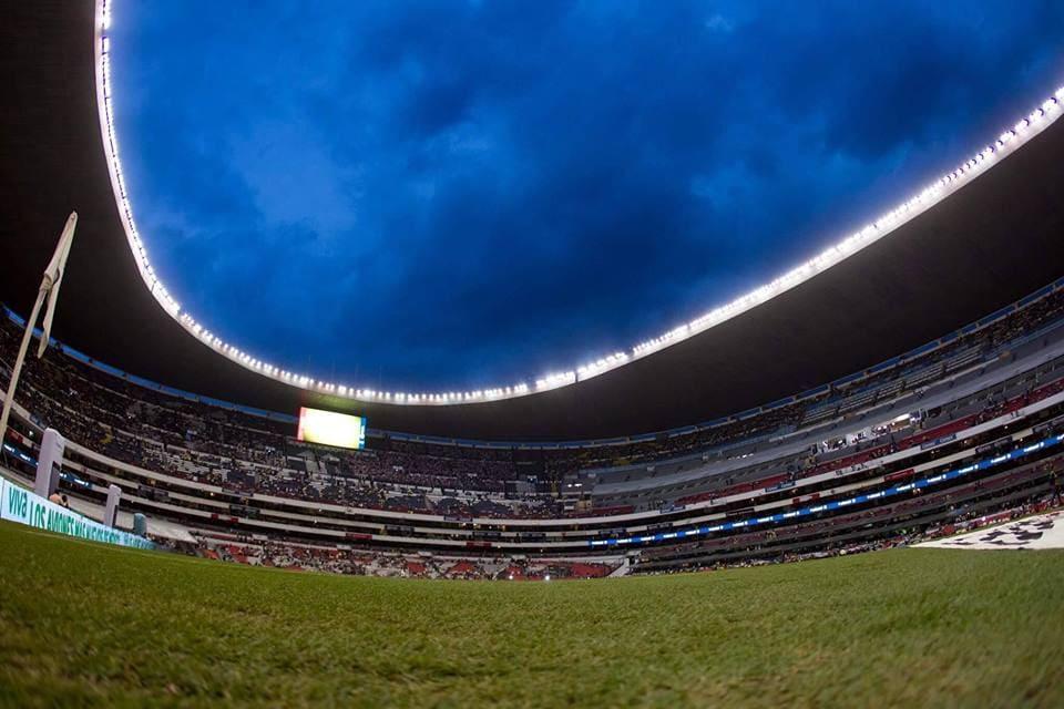 Fantasmas del estadio Azteca