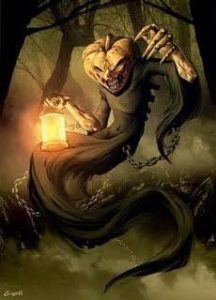 """La leyenda de """"Jack-O-Lantern"""" La calabaza de Halloween"""
