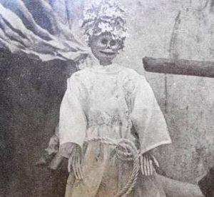 Leyenda de San Pascualito (conocido como el Santo de la Buena Muerte)