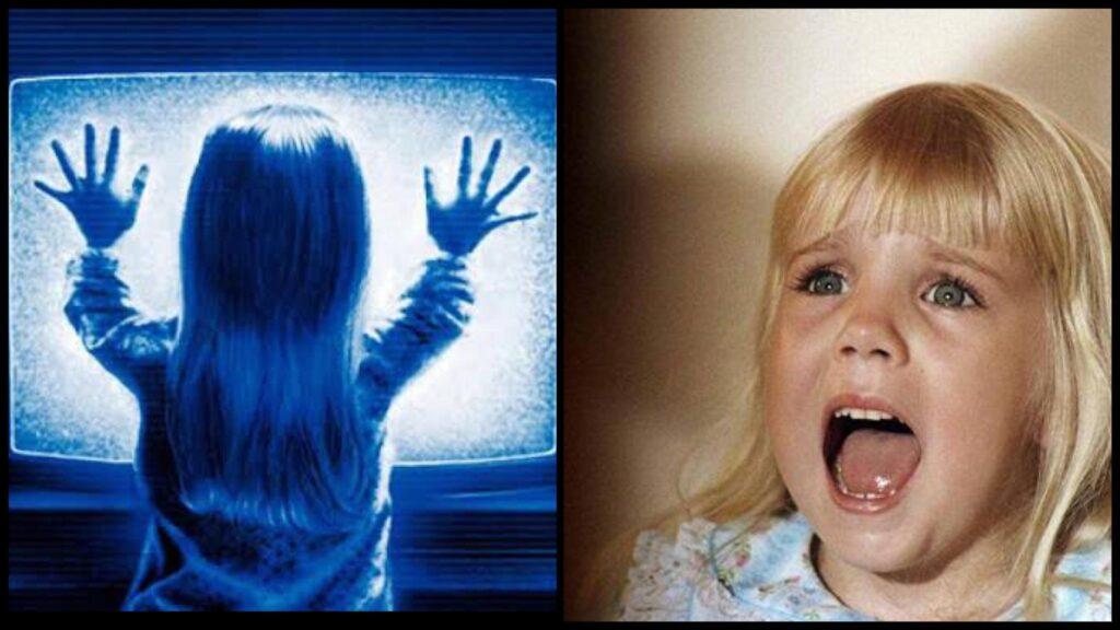la maldición de poltergeist película muerte steven spielberg