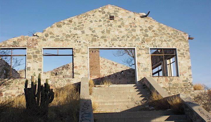 Leyenda del Casino del Diablo en Hermosillo, Sonora