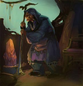 La bruja del Morro