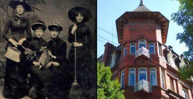 La Casa De Las Brujas Ciudad De México Cdmx