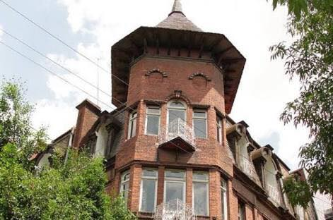 """Leyenda de """"La casa de las brujas"""""""