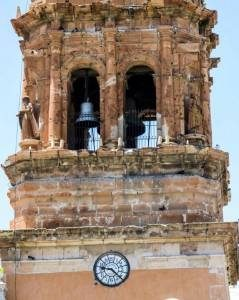 El fantasma del campanario