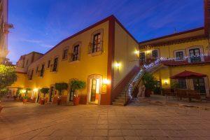 Los 5 hoteles más embrujados de México