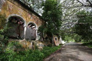 Pueblo fantasma Yucatán