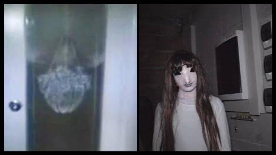 Niña De La Alacena Video De Terror Fantasma