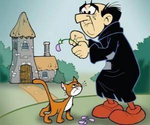 los-pitufos-reales-diabolicos-caricatura-del-diablo