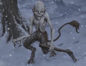 7 demonios de la navidad, además de Krampus