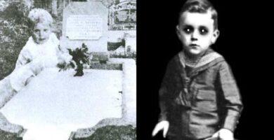 Fotografías De Niños Fantasmas