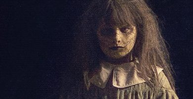 La niña de la Mina Leyenda