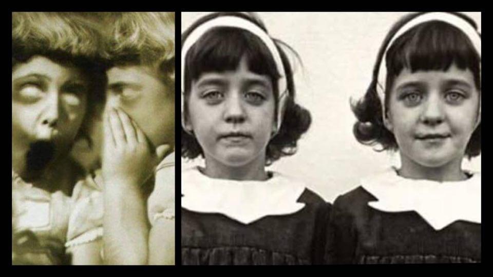 Hermanas Pollock reencarnación gemelas
