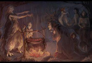 Las brujas de Huichapan