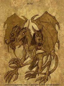 Buné demonio