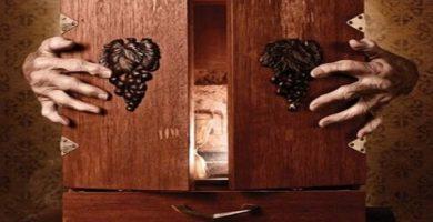 La leyenda de la caja maldita: La caja dybbuk