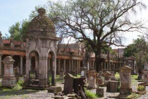 Panteón De Belen Embrujado