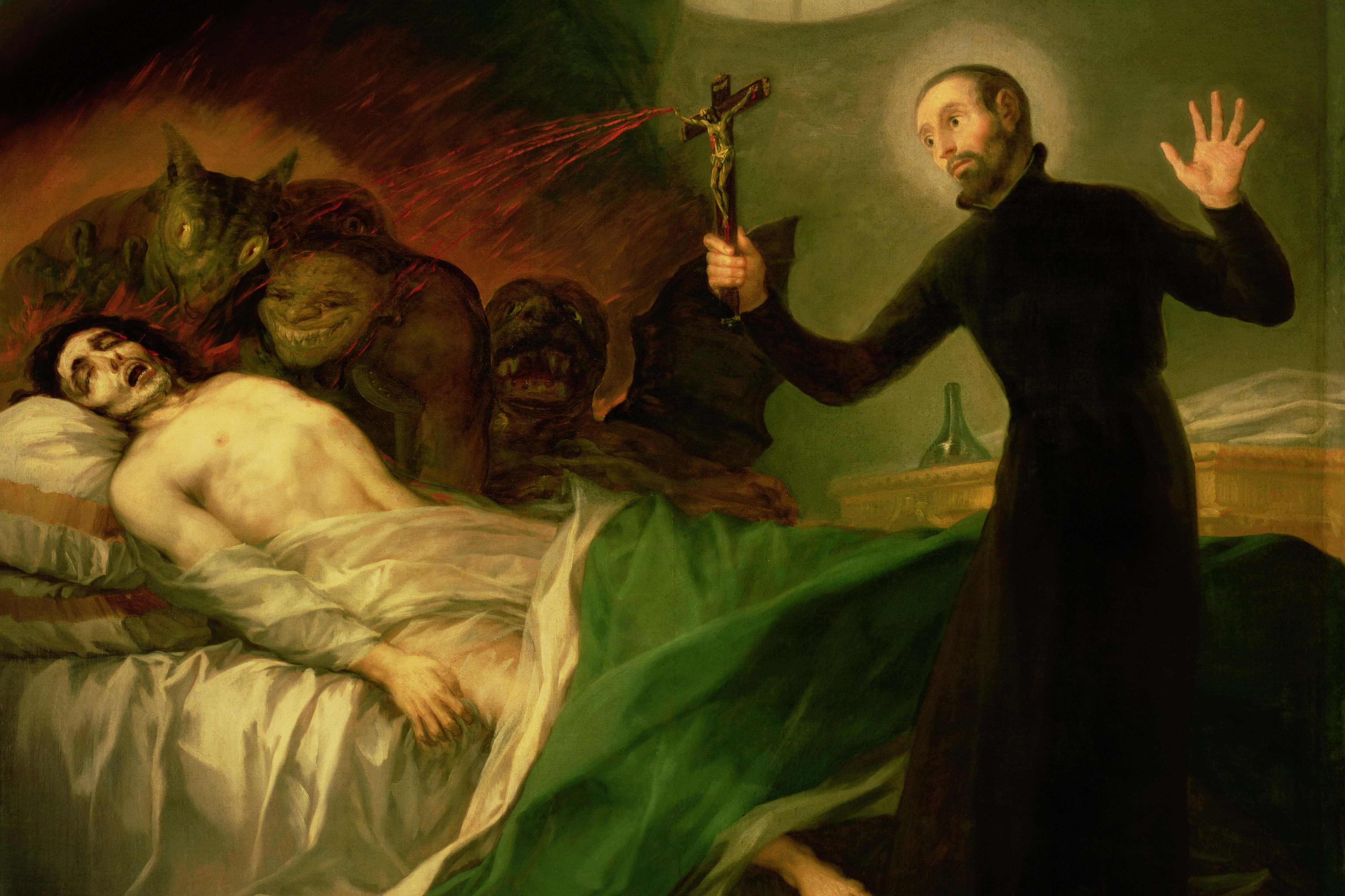 """Los dos exorcismos que realizó """"El Papa Juan Pablo II"""""""