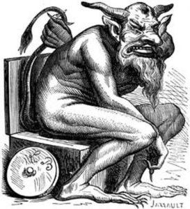 El diccionario con todos los demonios existentes