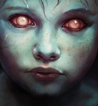 El niño del Ojo de Agua